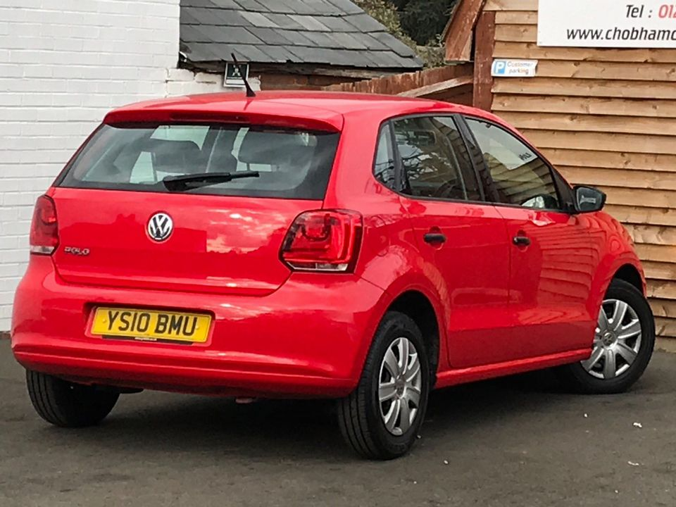 2010 Volkswagen Polo 1.2 S 5dr (a/c) - Picture 6 of 28