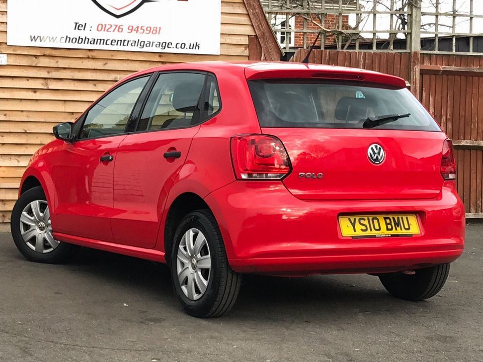 2010 Volkswagen Polo 1.2 S 5dr (a/c) - Picture 9 of 28