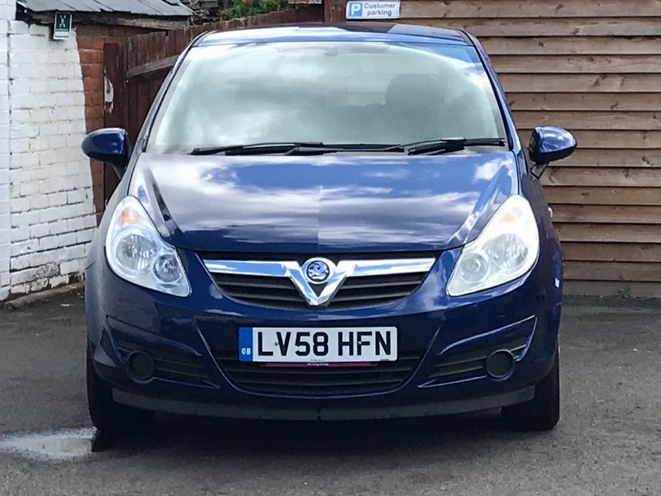 2008 Vauxhall Corsa 1.4 i 16v Club 3dr - Picture 3 of 22