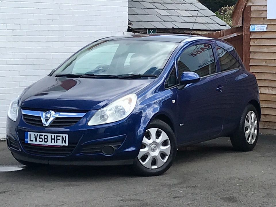 2008 Vauxhall Corsa 1.4 i 16v Club 3dr - Picture 5 of 22
