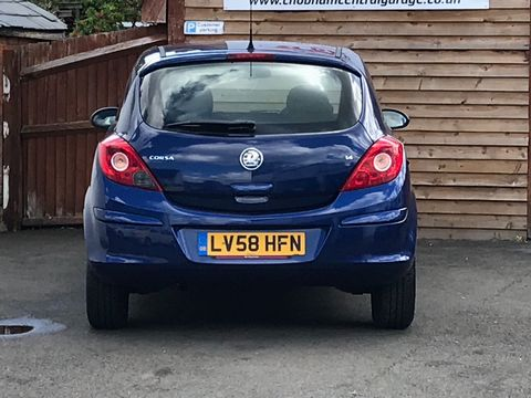 2008 Vauxhall Corsa 1.4 i 16v Club 3dr - Picture 7 of 35