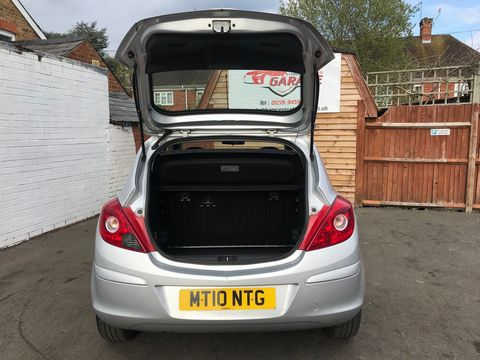 2010 Vauxhall Corsa 1.2 i 16v Energy 3dr (a/c) - Picture 10 of 31