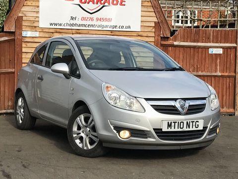 2010 Vauxhall Corsa 1.2 i 16v Energy 3dr (a/c)