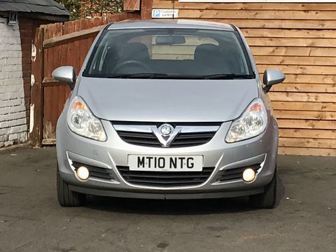 2010 Vauxhall Corsa 1.2 i 16v Energy 3dr (a/c) - Picture 3 of 31