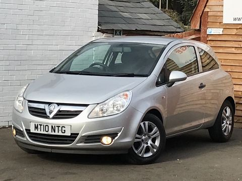 2010 Vauxhall Corsa 1.2 i 16v Energy 3dr (a/c) - Picture 5 of 31