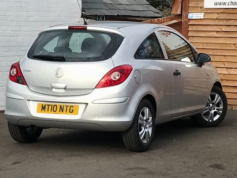 2010 Vauxhall Corsa 1.2 i 16v Energy 3dr (a/c) - Picture 6 of 31