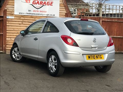 2010 Vauxhall Corsa 1.2 i 16v Energy 3dr (a/c) - Picture 9 of 31