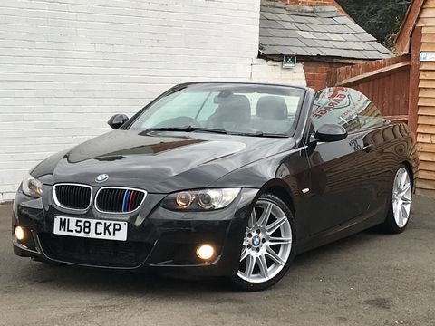 2008 BMW 3 Series 2.0 320d M Sport 2dr - Picture 10 of 38