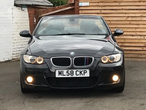 2008 BMW 3 Series 2.0 320d M Sport 2dr - Picture 11 of 38