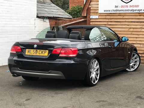 2008 BMW 3 Series 2.0 320d M Sport 2dr - Picture 13 of 38