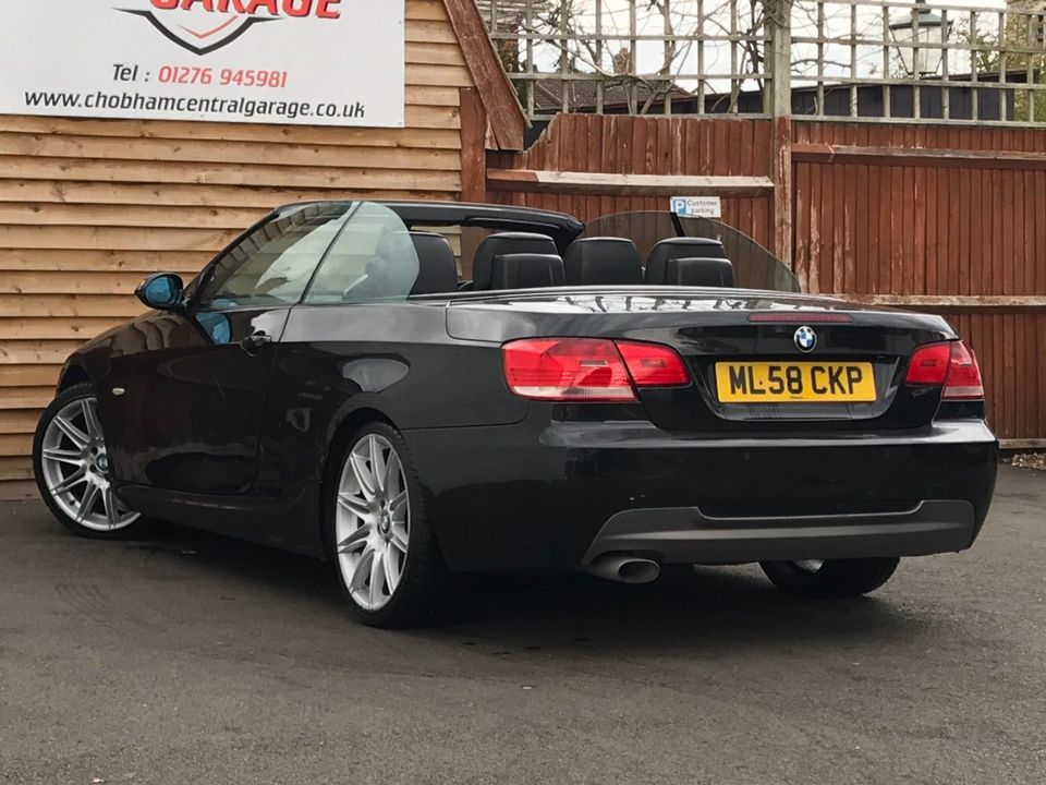2008 BMW 3 Series 2.0 320d M Sport 2dr - Picture 15 of 38