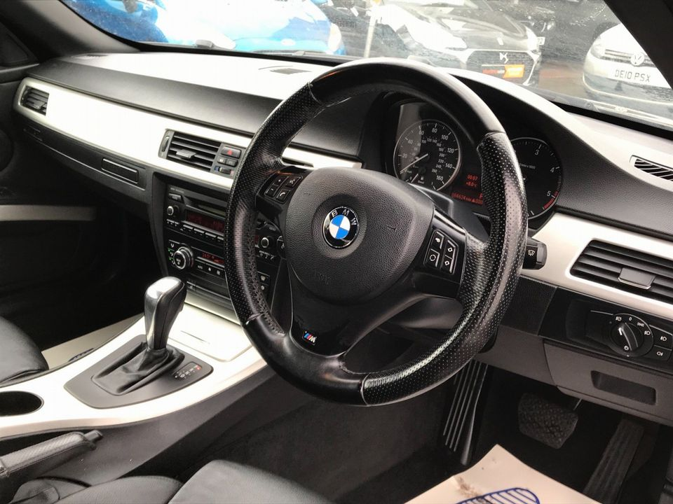 2008 BMW 3 Series 2.0 320d M Sport 2dr - Picture 19 of 38
