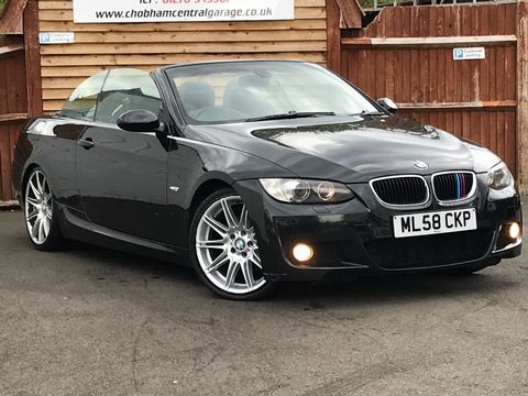 2008 BMW 3 Series 2.0 320d M Sport 2dr - Picture 1 of 38