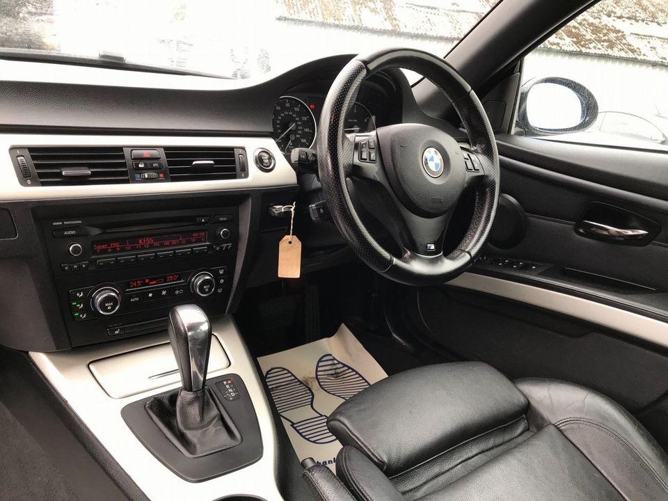 2008 BMW 3 Series 2.0 320d M Sport 2dr - Picture 20 of 38