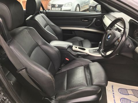 2008 BMW 3 Series 2.0 320d M Sport 2dr - Picture 21 of 38