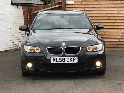 2008 BMW 3 Series 2.0 320d M Sport 2dr - Picture 3 of 38