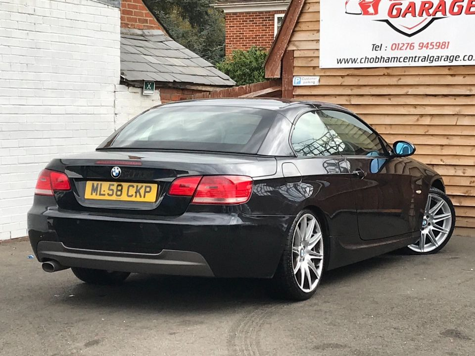 2008 BMW 3 Series 2.0 320d M Sport 2dr - Picture 6 of 38