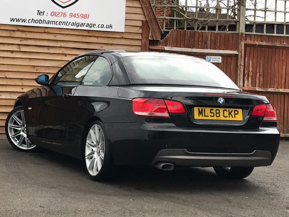 2008 BMW 3 Series 2.0 320d M Sport 2dr - Picture 9 of 38
