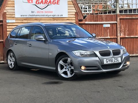 2011 BMW 3 Series 2.0 318d Exclusive Edition Touring 5dr