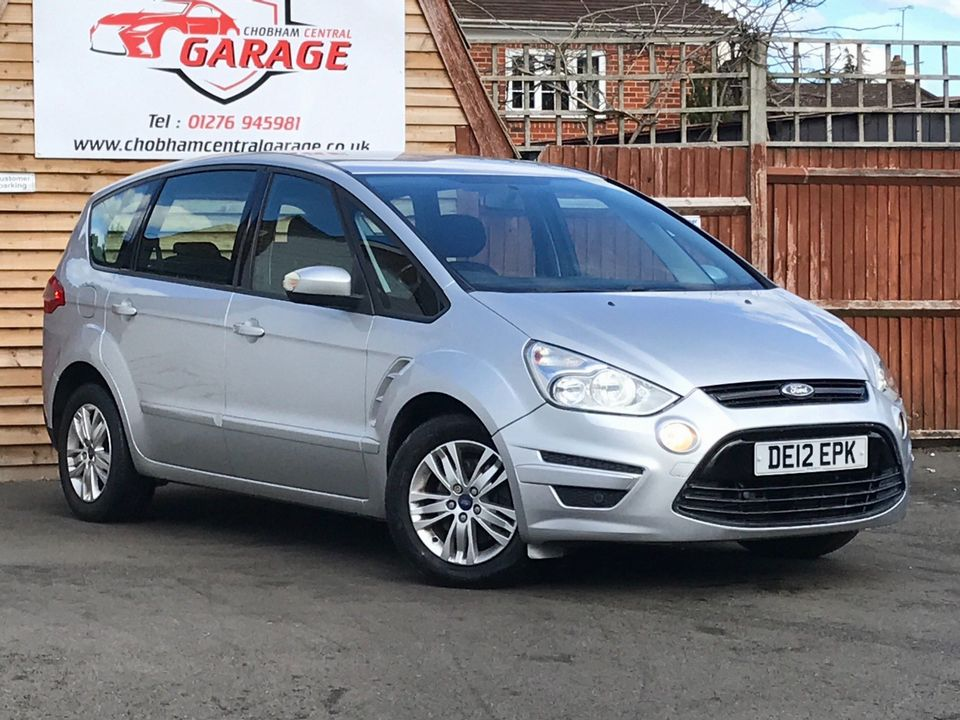 2012 Ford S-Max 2.0 TDCi Zetec Powershift 5dr - Picture 1 of 29