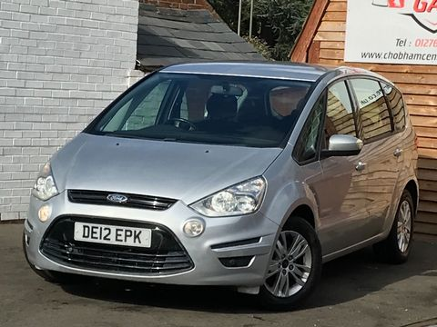 2012 Ford S-Max 2.0 TDCi Zetec Powershift 5dr - Picture 5 of 29