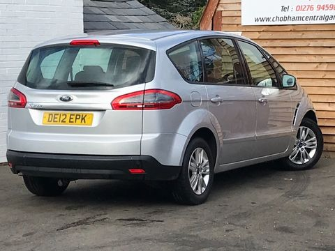 2012 Ford S-Max 2.0 TDCi Zetec Powershift 5dr - Picture 6 of 29