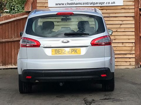 2012 Ford S-Max 2.0 TDCi Zetec Powershift 5dr - Picture 7 of 29