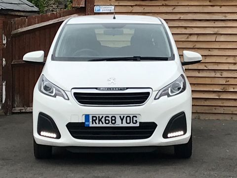 2018 Peugeot 108 1.0 Active 5dr - Picture 3 of 33