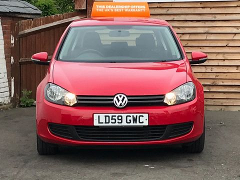 2009 Volkswagen Golf 1.6 TDI S 5dr - Picture 3 of 30