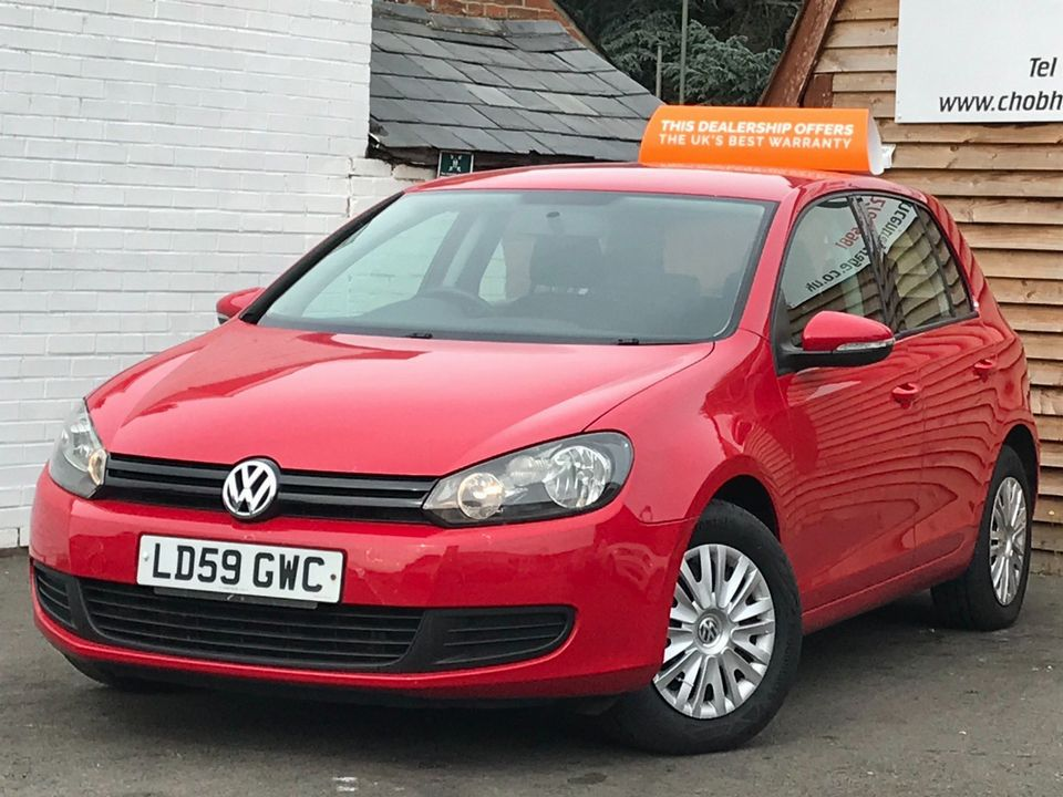 2009 Volkswagen Golf 1.6 TDI S 5dr - Picture 5 of 30
