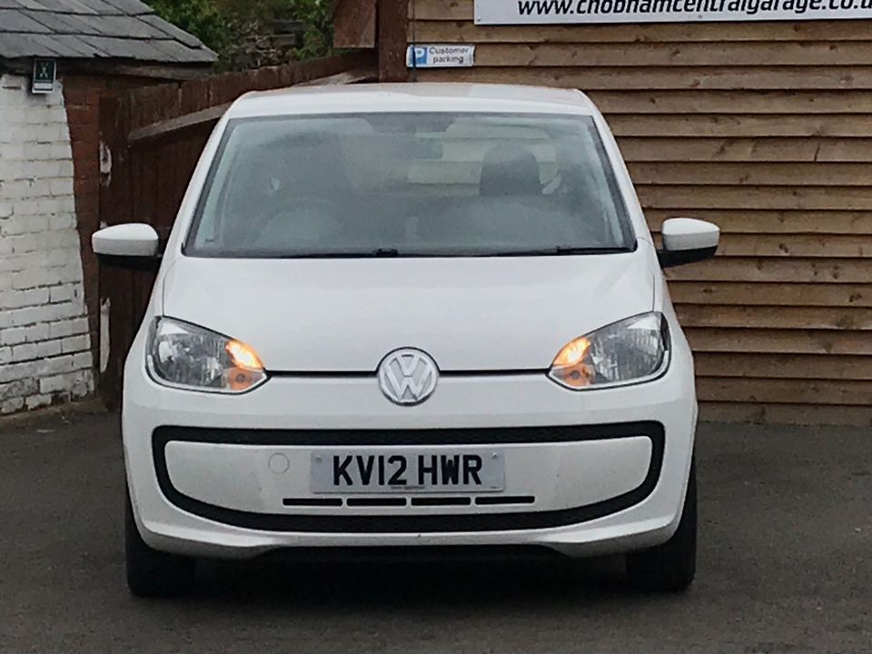 2012 Volkswagen up! 1.0 BlueMotion Tech Move up! 3dr - Picture 3 of 26