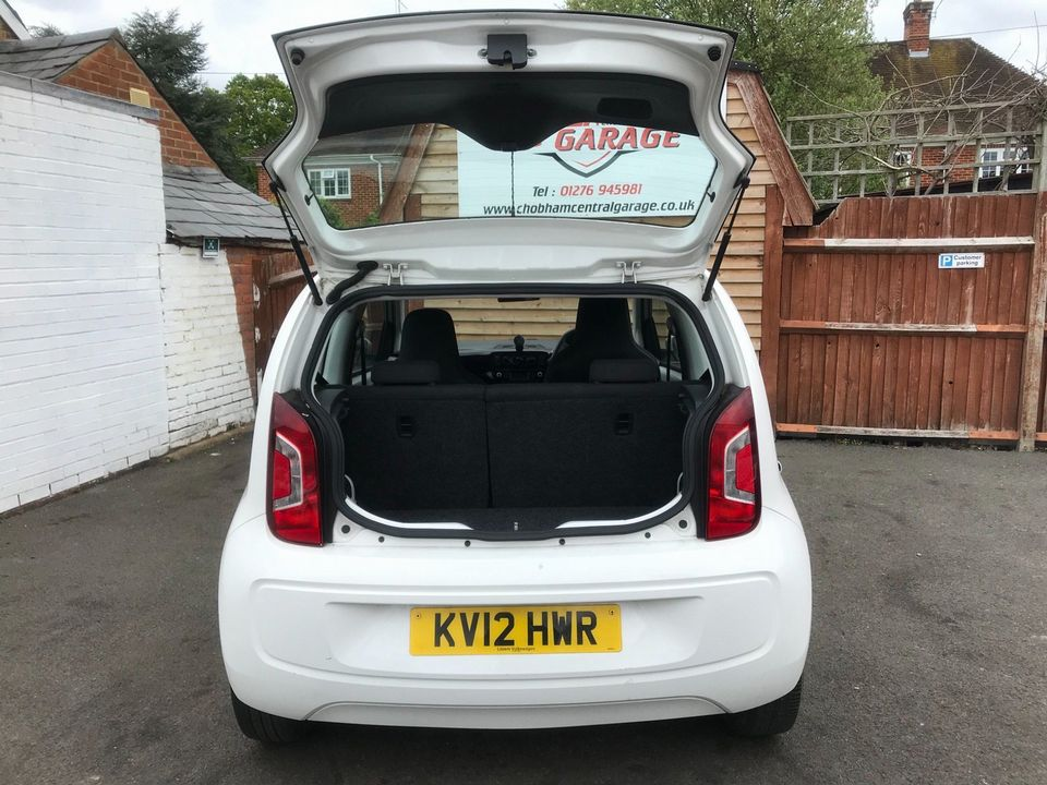 2012 Volkswagen up! 1.0 BlueMotion Tech Move up! 3dr - Picture 9 of 26