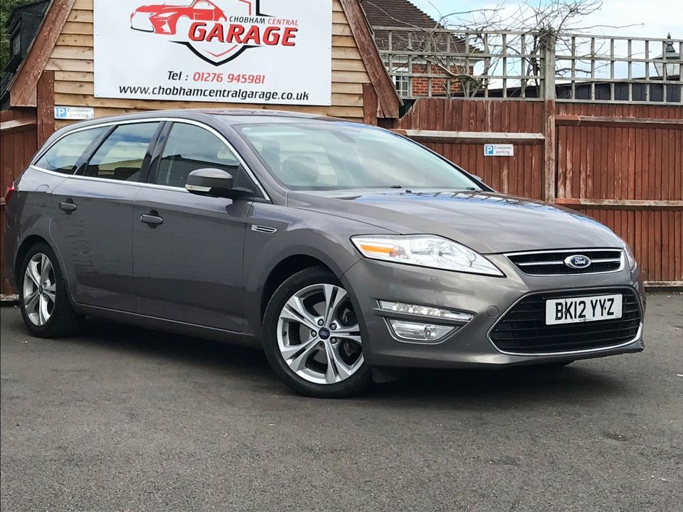2012 Ford Mondeo 1.6 TD ECO Titanium (s/s) 5dr - Picture 1 of 33