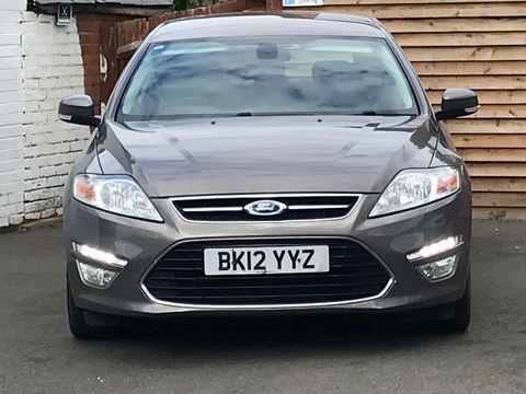2012 Ford Mondeo 1.6 TD ECO Titanium (s/s) 5dr - Picture 3 of 33