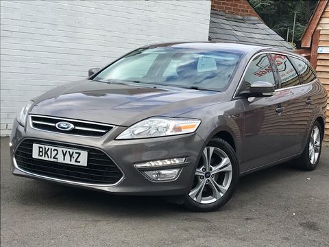 2012 Ford Mondeo 1.6 TD ECO Titanium (s/s) 5dr - Picture 5 of 33