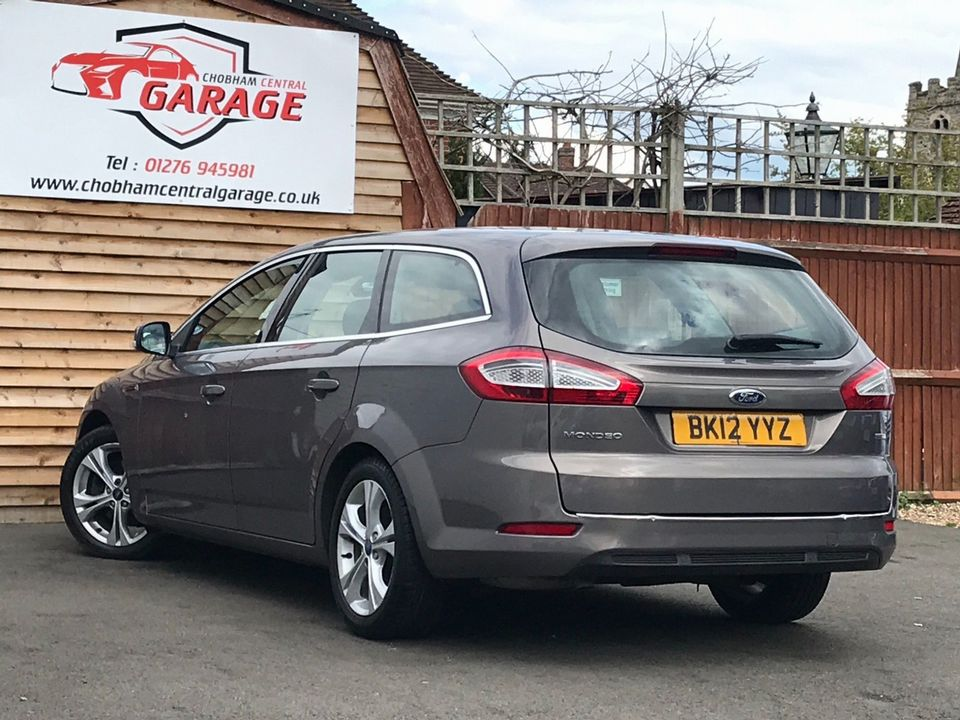 2012 Ford Mondeo 1.6 TD ECO Titanium (s/s) 5dr - Picture 6 of 33
