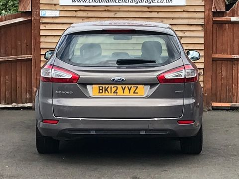 2012 Ford Mondeo 1.6 TD ECO Titanium (s/s) 5dr - Picture 7 of 33