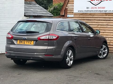2012 Ford Mondeo 1.6 TD ECO Titanium (s/s) 5dr - Picture 9 of 33