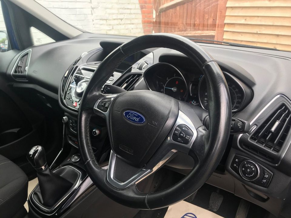 2013 Ford B-Max 1.0T EcoBoost Titanium (s/s) 5dr (EU5) - Picture 13 of 31