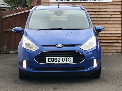 2013 Ford B-Max 1.0T EcoBoost Titanium (s/s) 5dr (EU5) - Picture 3 of 31