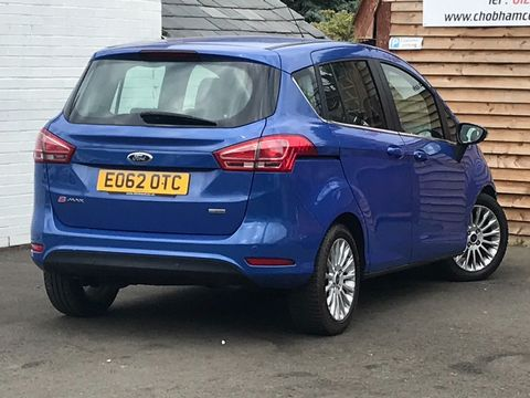 2013 Ford B-Max 1.0T EcoBoost Titanium (s/s) 5dr (EU5) - Picture 6 of 31