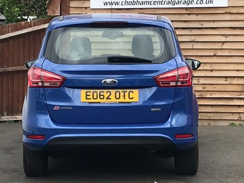 2013 Ford B-Max 1.0T EcoBoost Titanium (s/s) 5dr (EU5) - Picture 7 of 31