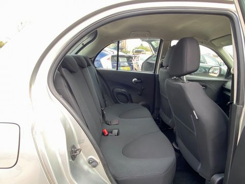 2010 Nissan Micra 1.2 16v n-tec 5dr - Picture 15 of 29