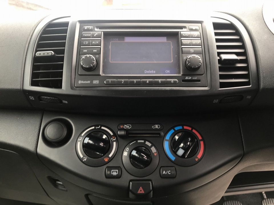 2010 Nissan Micra 1.2 16v n-tec 5dr - Picture 19 of 29