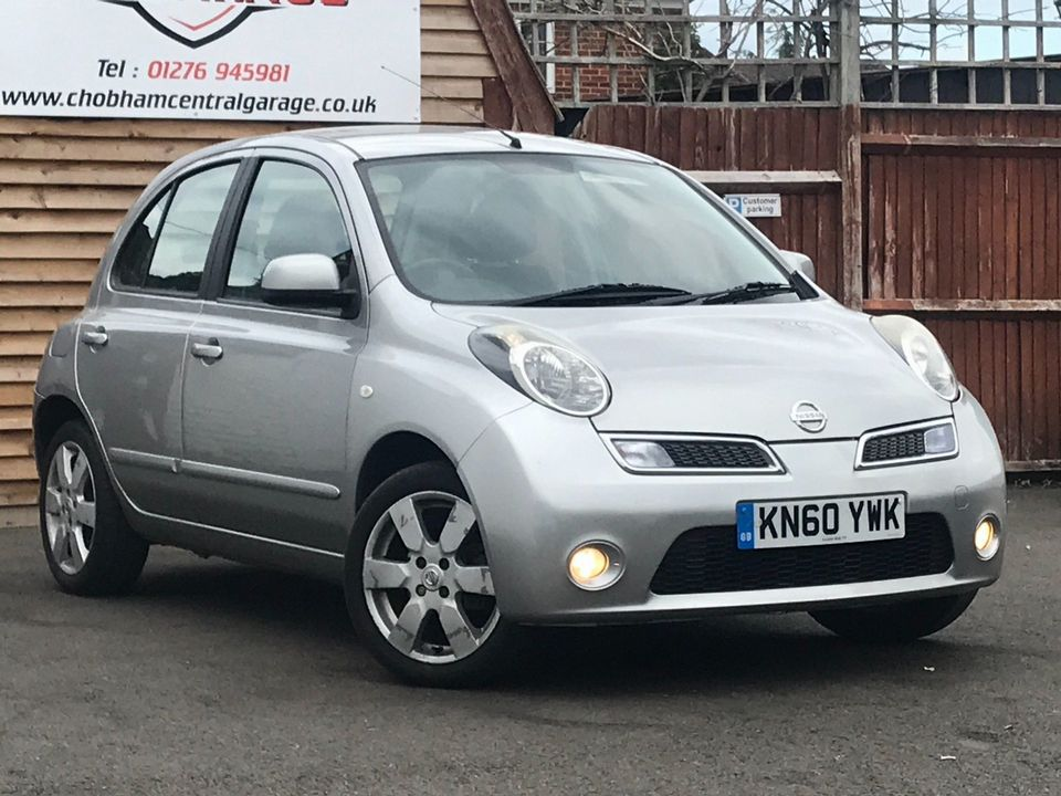 2010 Nissan Micra 1.2 16v n-tec 5dr - Picture 1 of 29
