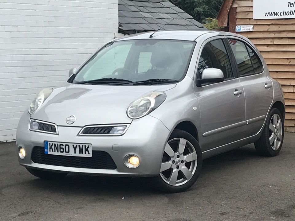 2010 Nissan Micra 1.2 16v n-tec 5dr - Picture 5 of 29