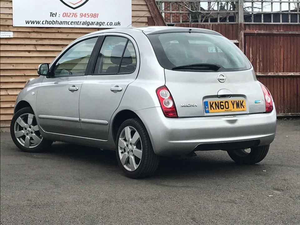 2010 Nissan Micra 1.2 16v n-tec 5dr - Picture 6 of 29