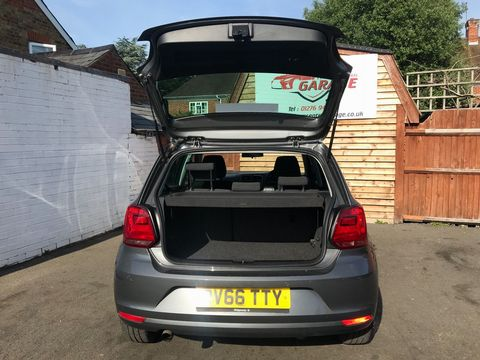 2016 Volkswagen Polo 1.2 TSI BlueMotion Tech Match (s/s) 5dr - Picture 10 of 39