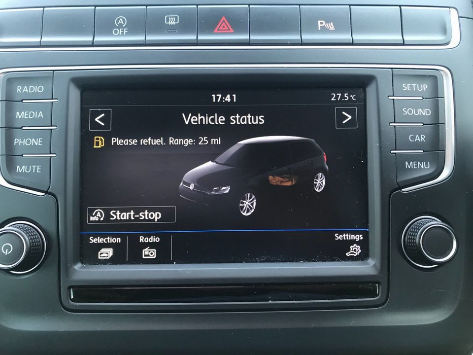 2016 Volkswagen Polo 1.2 TSI BlueMotion Tech Match (s/s) 5dr - Picture 26 of 39