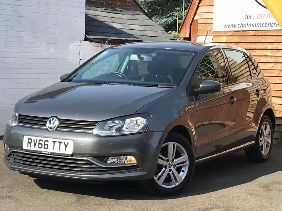 2016 Volkswagen Polo 1.2 TSI BlueMotion Tech Match (s/s) 5dr - Picture 5 of 39